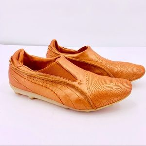 Puma Ginger Stitched  Slip On Fashion Sneakers 8